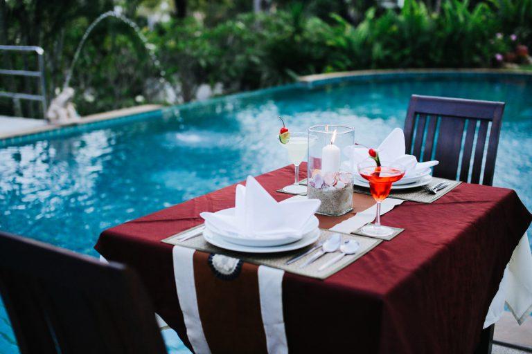 Lamai Buri Resort : Restaurant