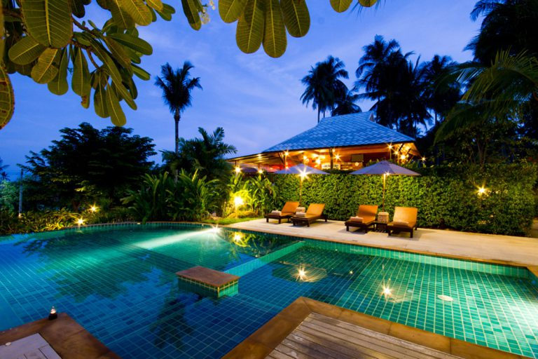 Lamai Buri Resort : Swimming Pool
